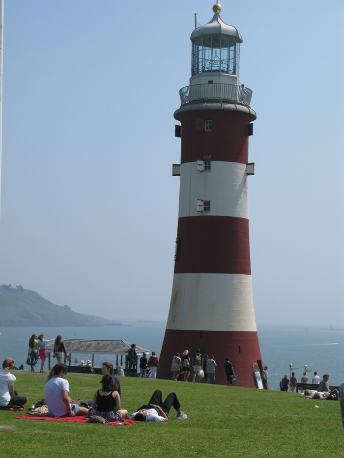 Plymouth - The Hoe - Tour  de Smeaton