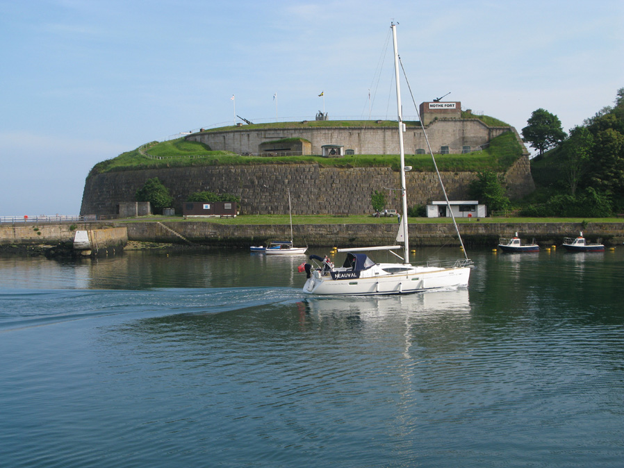Weymouth - Nothe Fort